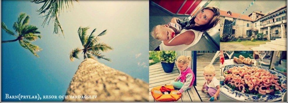 Alfva – Barn(prylar), resor och vardagsliv