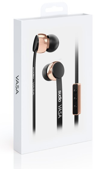 Vasa - Rose Gold Black