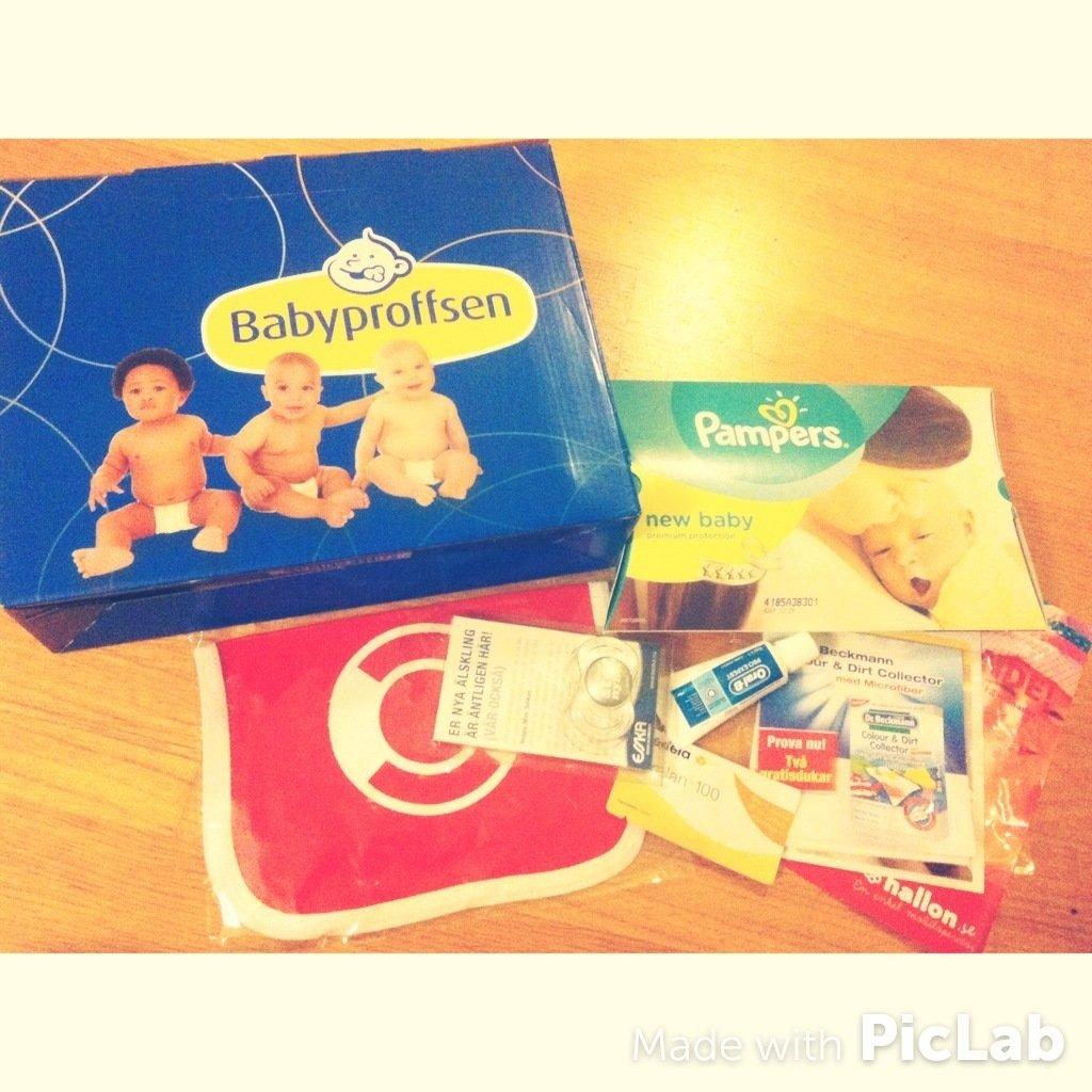 pampers gratis babybox