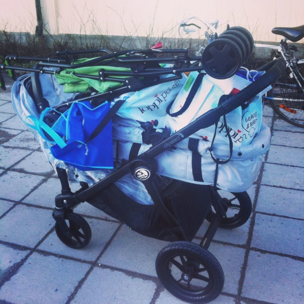 Baby jogger city select goodiebag loppi lekmer