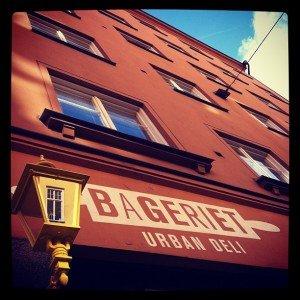 urban deli, bageriet