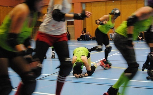 the royal swedish roller derby