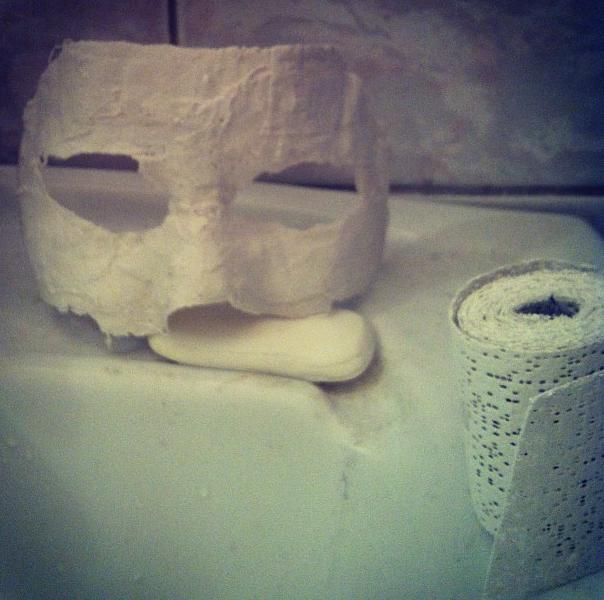 gör din egen maskeradmask