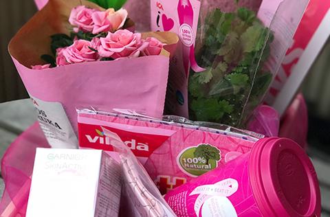 rosa varor cancerfonden rosa bande oktober