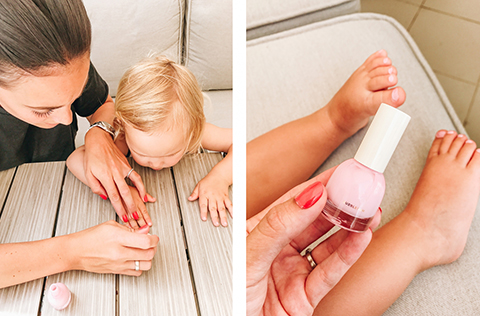 Michaela-Deler blogg instagram barn