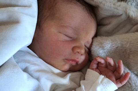 Michaela Delér blogg bebis valter