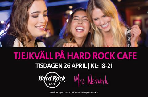 Tanja fylking Hard rock