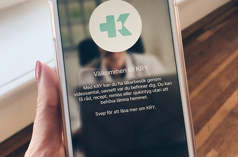 Jessica Olers Brelid kry app tips
