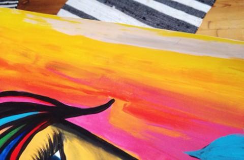Niiinis målar