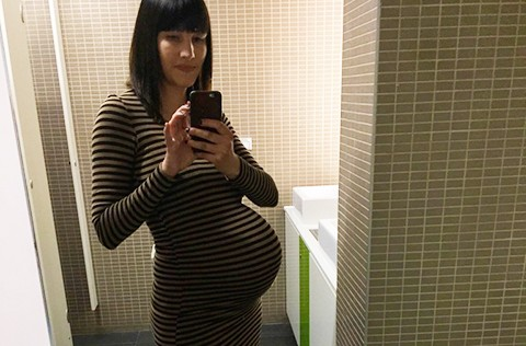 mamma i rom gravid blogg
