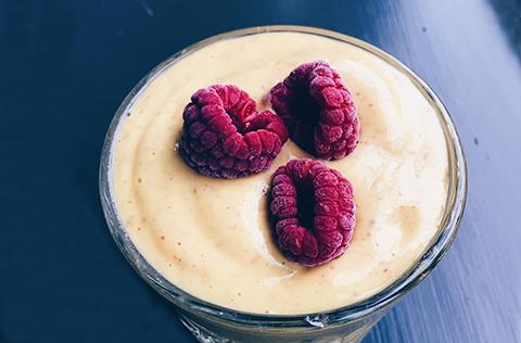 Smoothie mango recept Jessica Olers blogg
