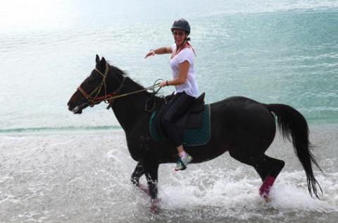 Tanja rider