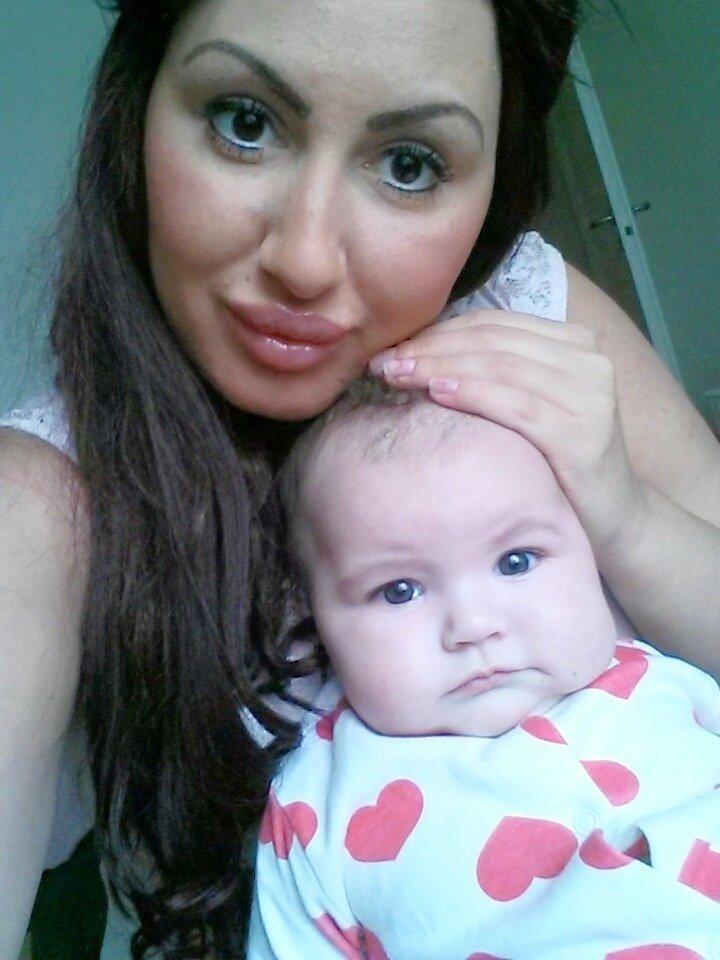 utveckling bebis 4 månader