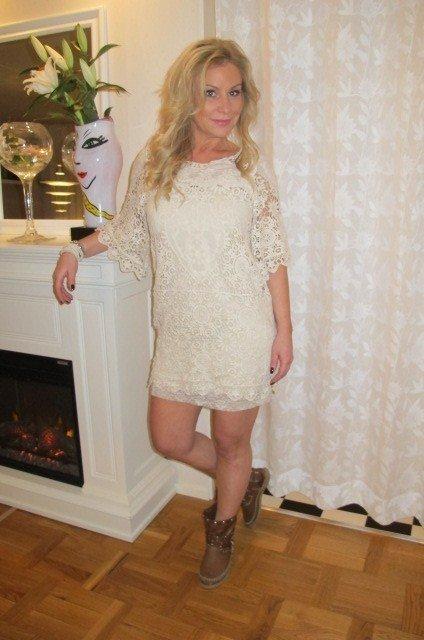 5625a212d9ff TÄVLING – Vinn spetsklänningen från Love Forever | Åza