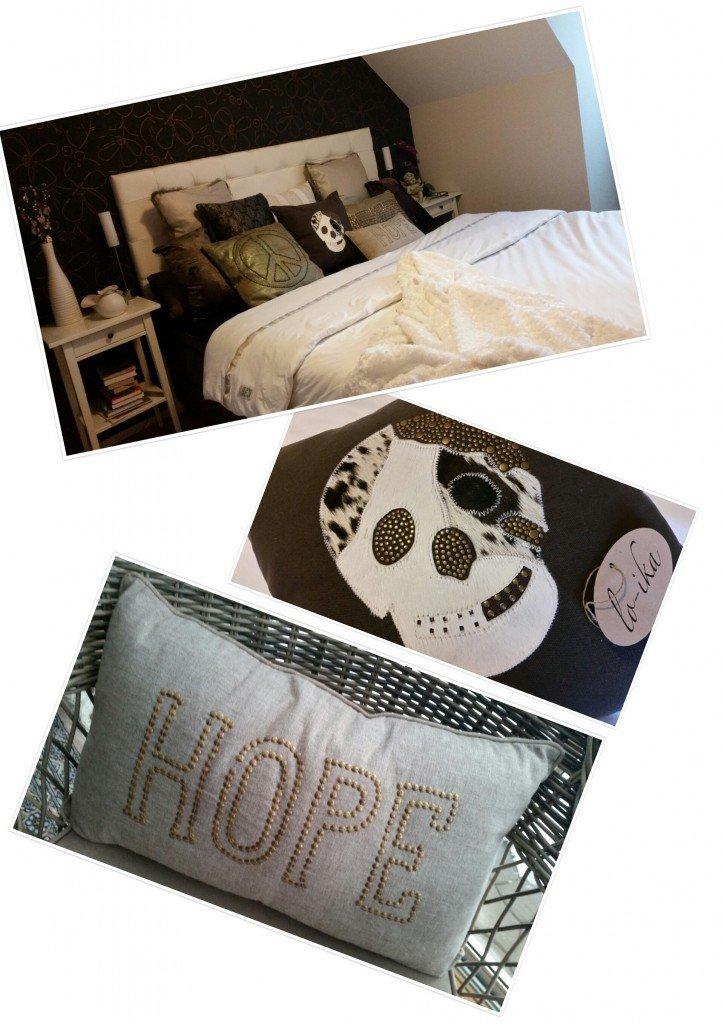 Sänggavelåza
