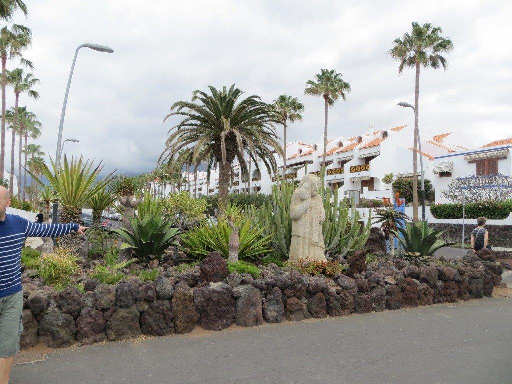 Strandpromenaden.
