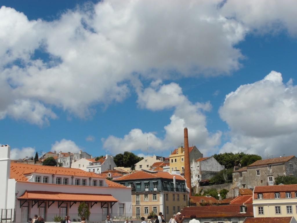 Vackra Lissabon.