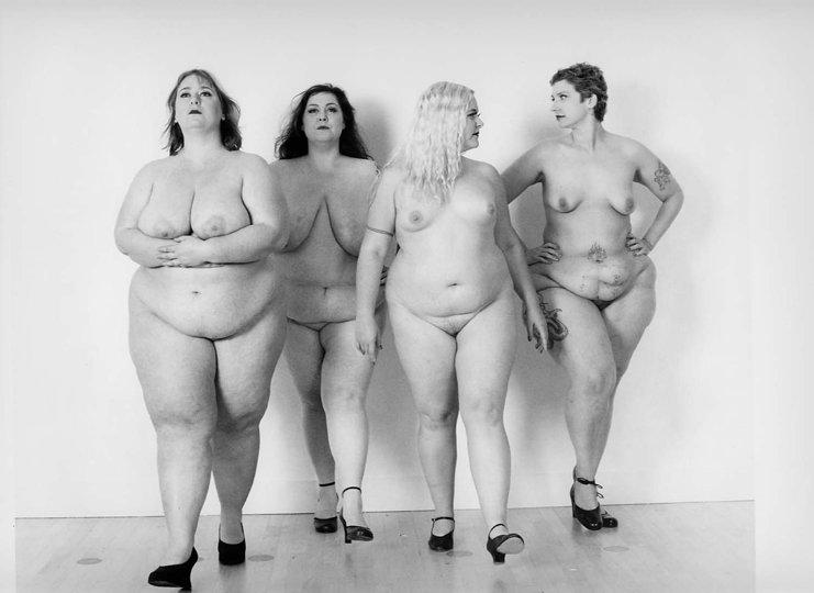 Голые смешные тетки — photo 2