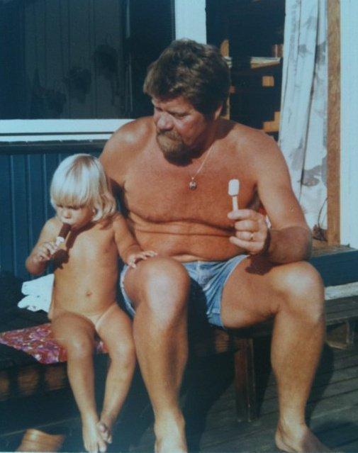 Farfar och jag