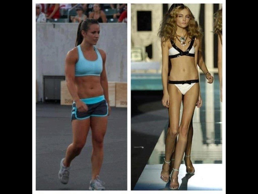 tränad vs skinny
