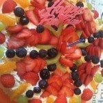 Anthonys frukt tårta