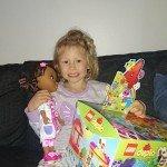Alyssa födelsedag!