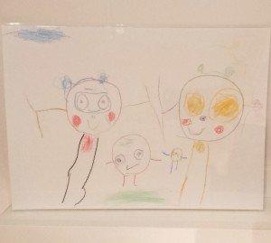 Alyssa har ritat detta.