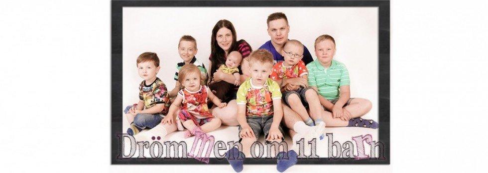 Drömmen om 11 barn