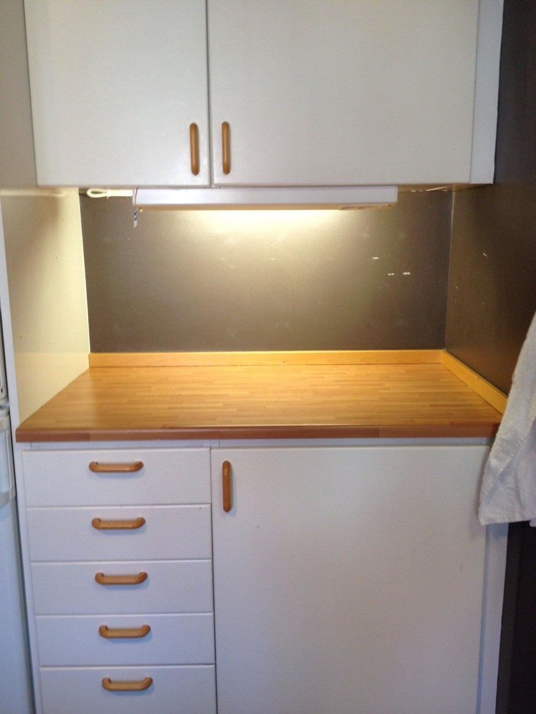 Piffa upp kök hyresrätt