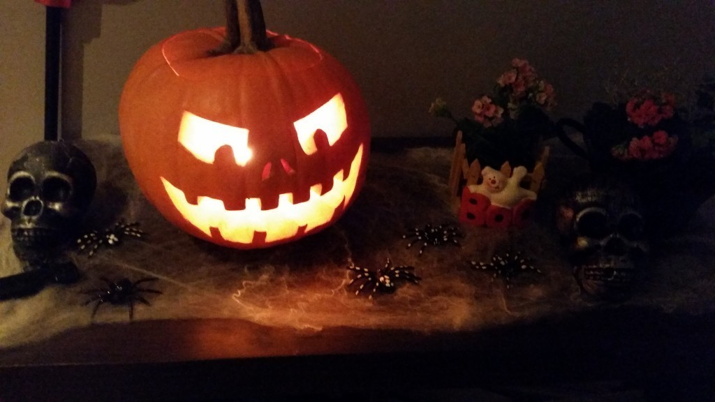 Halloween fest dekoration pynt och pumpor emma lous blogg for Dekoration halloween
