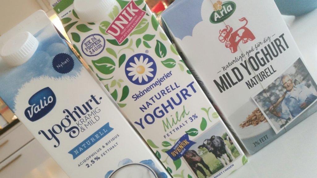 vilken yoghurt är bäst