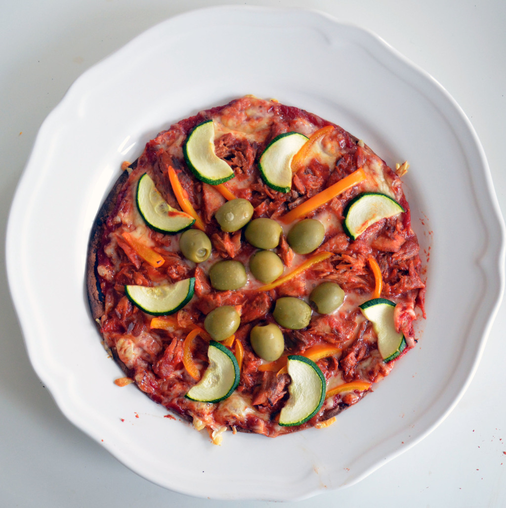 tonfiskpizza