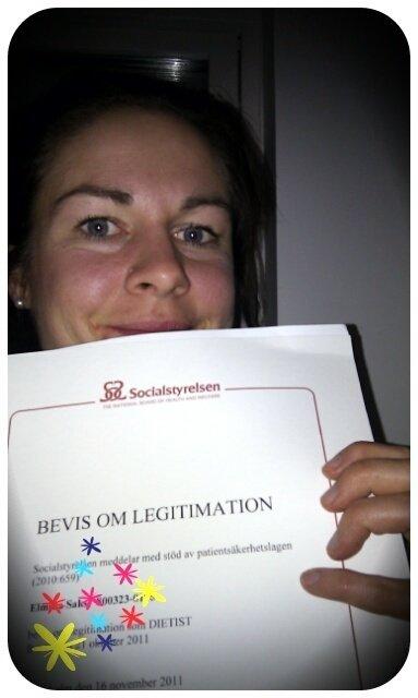 ansöka om legitimation