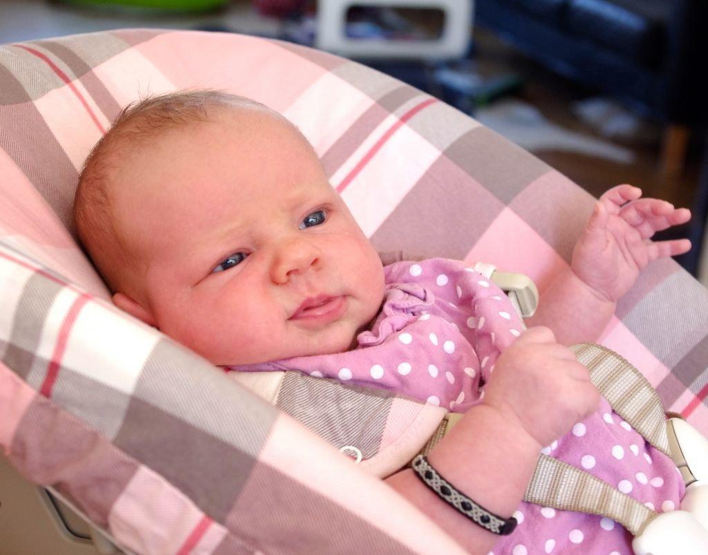 barn 1 månad