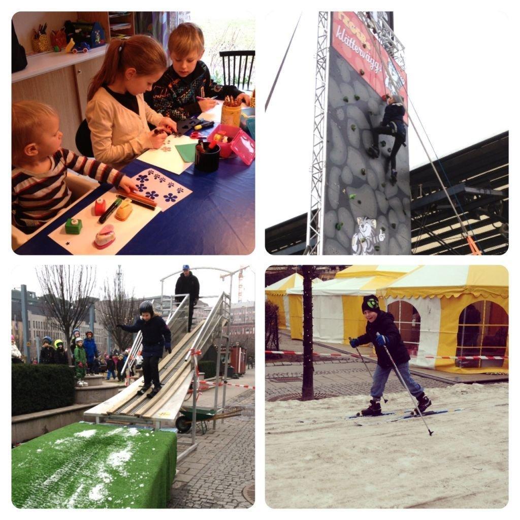 Barnen sportlov 2014