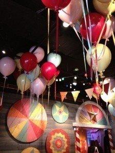 Ballonger Junibacken Loppi