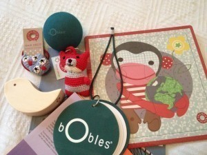 Bobles goodiebag