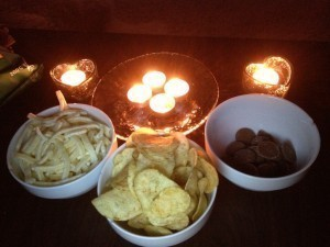 Earth Hour Mys