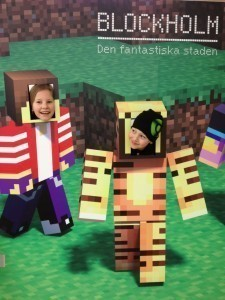 Minecraft figurer