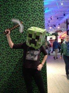 Minecraft jag