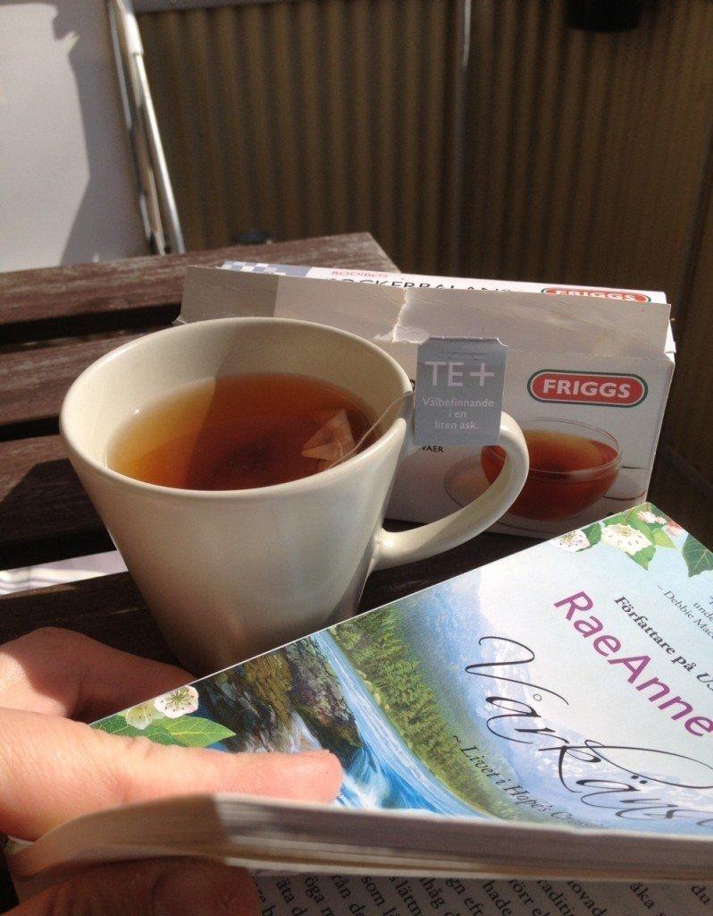 Friggs te, Sockerbalans, Harlequin, Vårkänslor