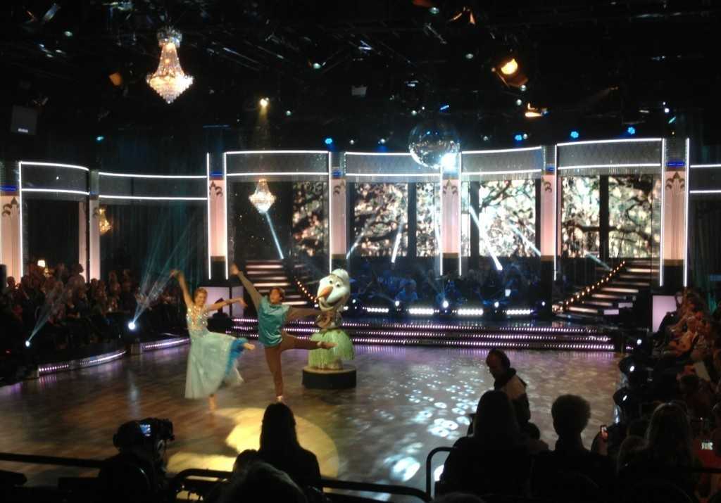 Lets Dance Benjamin Wahlgren dansar till Frost