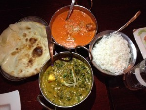 Indisk restaurang