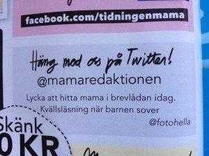Mama Twitter