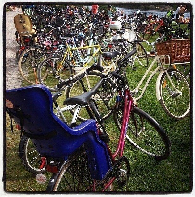 Cyklar, Söderbysjön