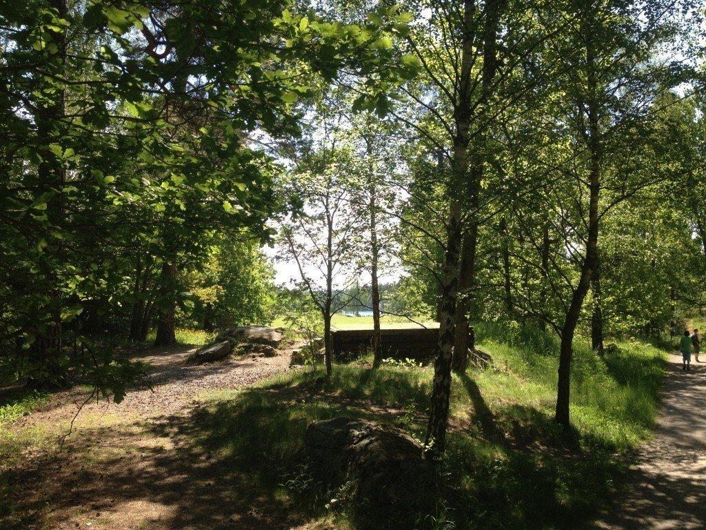 Nackareservatet, Söderbysjön