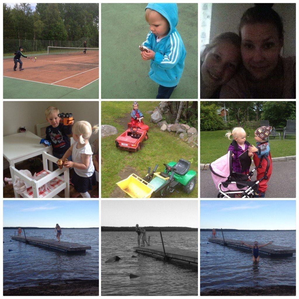 Sommarlov, Livet på landet, Svensk sommar