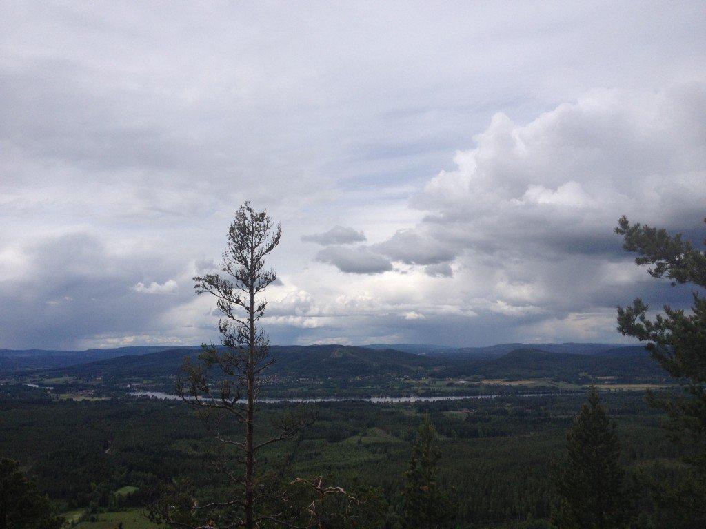 Järvsöklack, Järvsö, Järvsöklacken, Utsikt, Äventyr