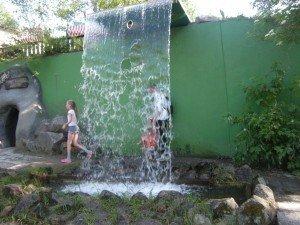 Piråtternas Näste, Parken Zoo