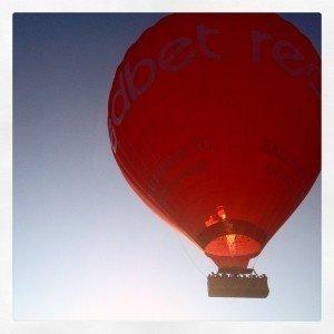 Upp&Ner, Uppner, Upp och Ner, Luftballong, Stockholm